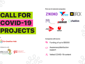 Call for Proposals: innovative communication-related COVID-19 related projects