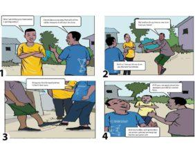 Coronavirus Comics