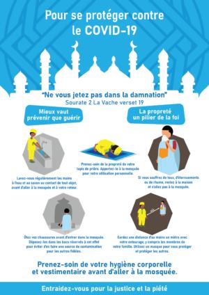 Poster Ramadan en français