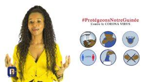 Trois vidéos de sensibilisation sur les méthodes de prevention contre le coronavirus