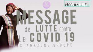 Malika La Slameurse partage son message contre le COVID-19