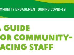 A guide for community facing staff developed by Oxfam