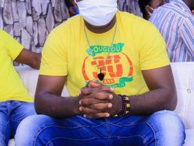 """Message de l'humoriste ivoirien """"Magnific"""""""