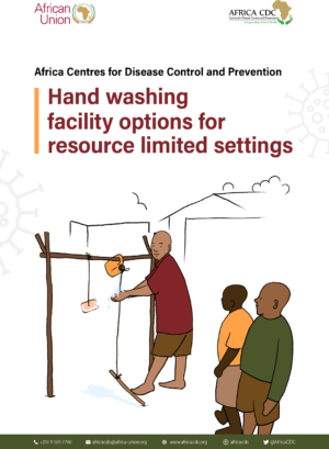 Hand washing facility options for resource limited settings
