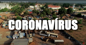 Guinea Bissau : MSF supports Coronavirus music video