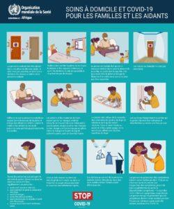 Soins à domicile et COVID-19 pour les familles et les aidants