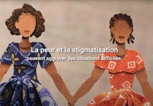 Stigmatisation en temps de COVID19: Dorcas et Chantal partagent leur histoire