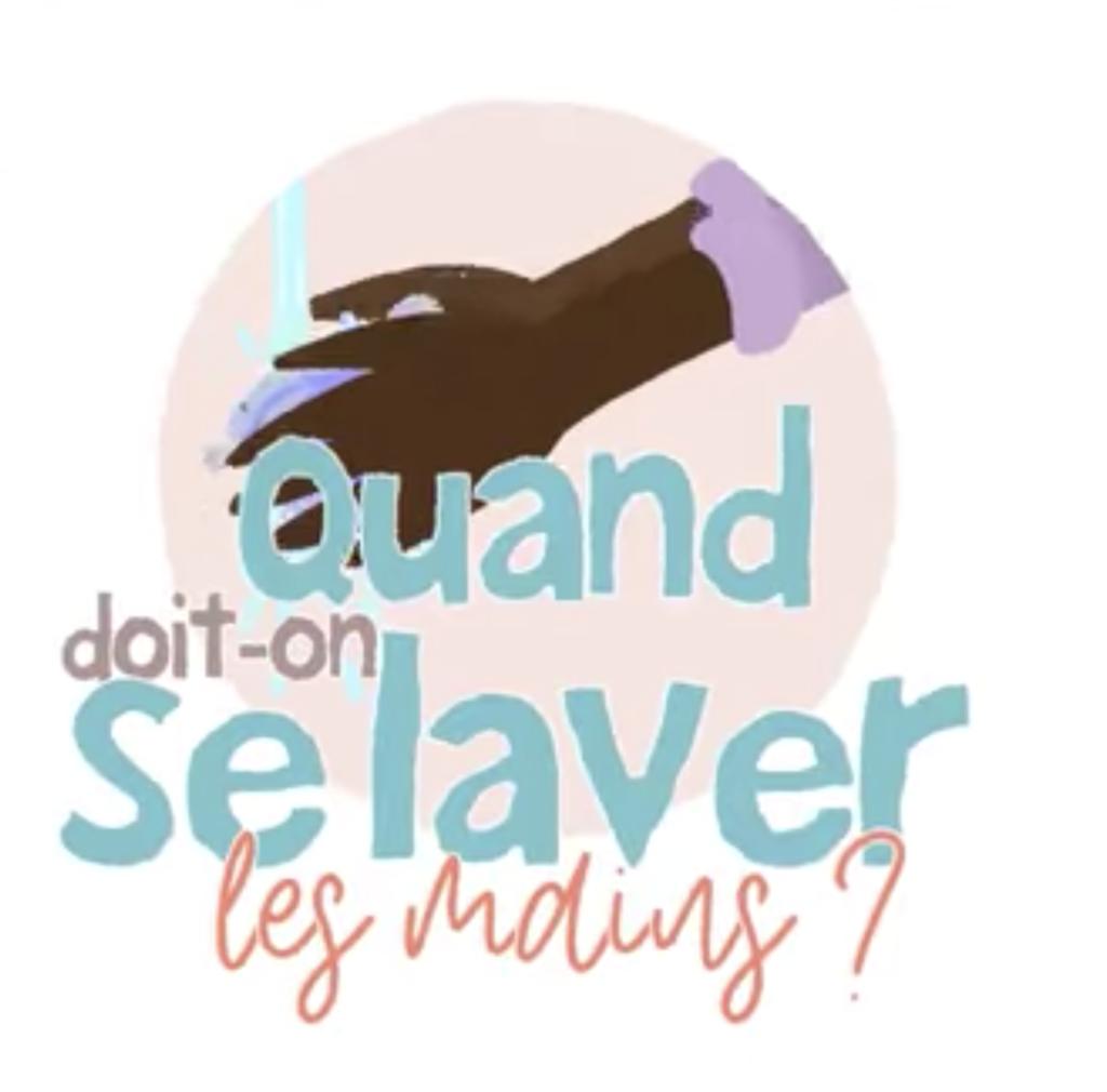 Vous voulez contribuer à arrêter la propagation de la COVID-19 ? Alors, vous devez absolument connaître les moments clés du lavage des mains