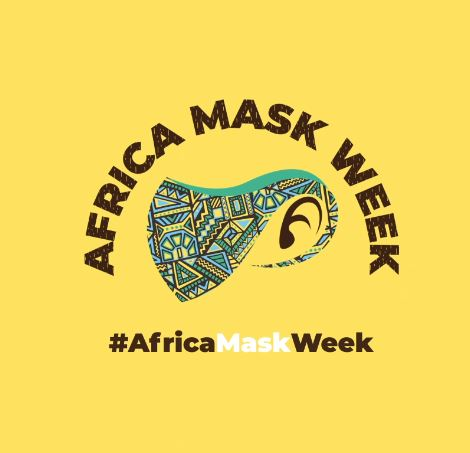 Save the date: Africa Mask Week, a campaign to promote masks wearing