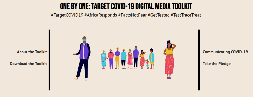 One By One _ Target COVID-19 Digital MEdia Toolkit