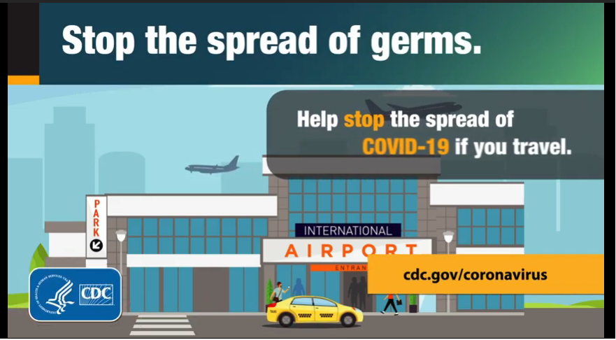 COVID-19: Do you plan to travel? If yes, you should follow the prevention measures.