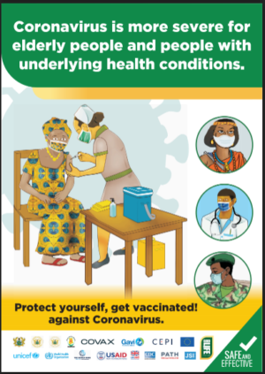 Protect your familiy by protecting yourself: get vaccinated!