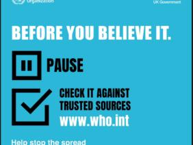 Help stop the spread of vaccine misinformation!