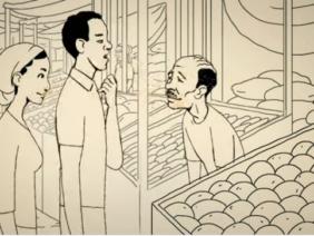 Histoire du Coronavirus : un dessin animé pour comprendre et mieux lutter contre la maladie