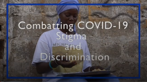 COVID-19: Addressing Discrimination