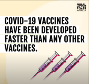 Why COVID-19 vaccines have been developed faster than any other vaccines?