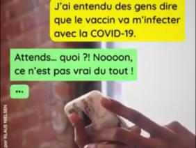 COVID-19 : Allez-vous vous faire vacciner ?