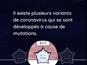 COVID-19 : Tout savoir sur les variants