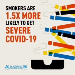 COVID-19: why you should quit smoking?